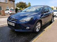 2012 ford focus 1.6 tdci zetec £20 road tax