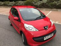 2007 07 reg Peugeot 107 1.0 urban 3 door