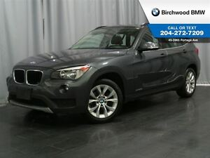 2013 BMW X1 28i NO ACCIDENT!