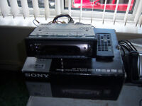 sony in car entertainment system