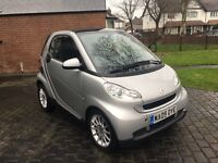 Smart car fortwo 2009 mhd