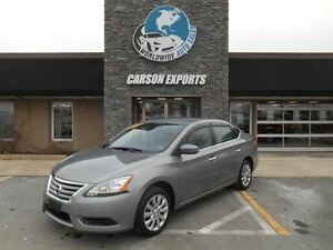 2013 Nissan Sentra 1.8 S ONLY 53K! FINANCING AVAILABLE!