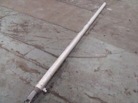 Aluminium Spinnaker pole. 4 metre.