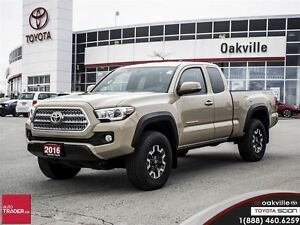 2016 Toyota Tacoma TRD OFF ROAD w/ Navigation, Back up Camera &