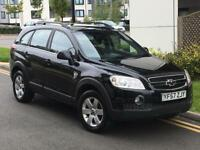 2008 CHEVROLET CAPTIVA 2.0 VCDI AUTOMATIC 7 SEAT
