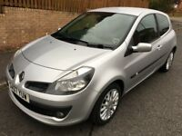 RENAULT CLIO 1.5 DCI ** 07 PLATE ** 70,000 MILES ** £30 ROAD TAX ** YEAR MOT