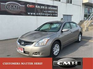 2012 Nissan Altima 2.5 S WELL EQUIPPED *CERTIFIED*