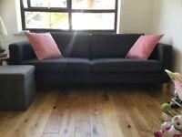 ikea karlstad Sofa 3 seater