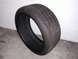 Falken Azenis FK501 tyre - nearly new - 1000 miles only