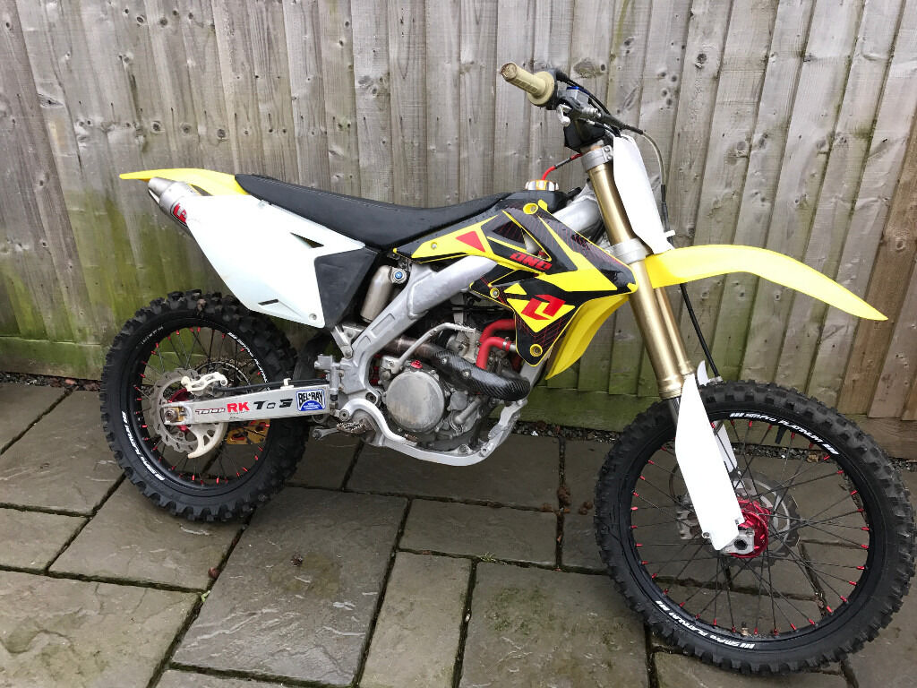 suzuki rmz 250 2008 extras in wisbech cambridgeshire. Black Bedroom Furniture Sets. Home Design Ideas