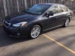 2013 Subaru Impreza 2.0i w/Touring, Heated Seats, Sunroof, AWD