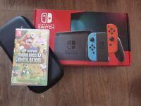 Nintendo Switch V2 improved battery