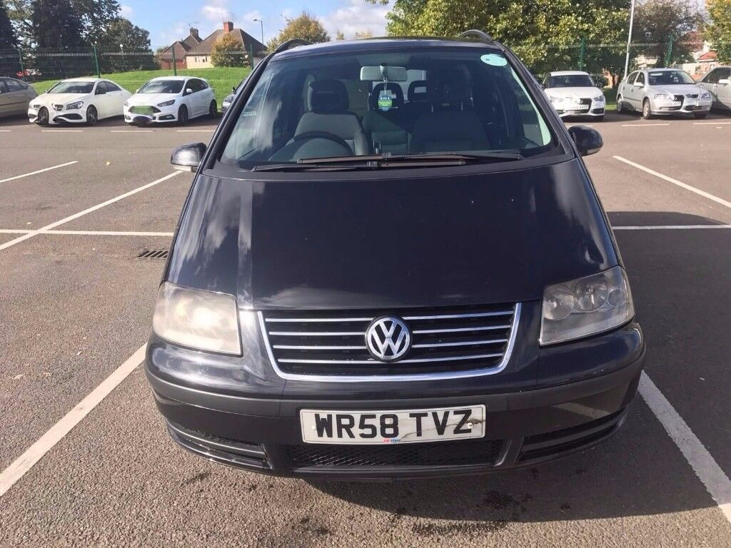 Pco Car For Sale Vw Sharan