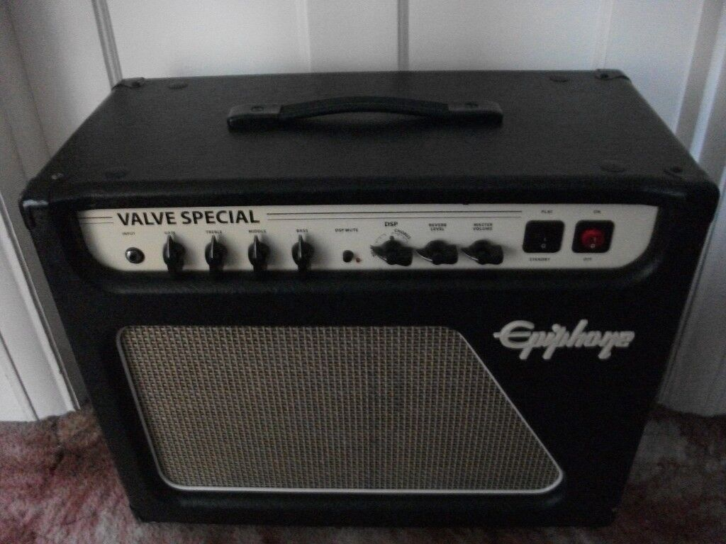 Epiphone Valve Special Electric Guitar Amplifier with Digital Effects (  Tube amp ) | in Bournemouth, Dorset | Gumtree