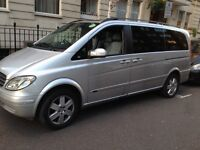2007 Viano PCO only £6250