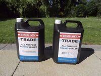 Paving Sealer Resiblock Trade 5 L Driveway Resale Trade Patio