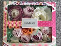 Perfect Mother's Day gift! Heathcote & Ivory Soap flowers