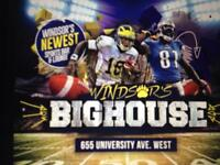 Hold your next event at windsor's sports bar and lounge