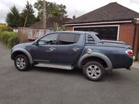 Mitsubishi L200 Warrior 2008 In Excellent condition Only 66000 Miles Full Service History