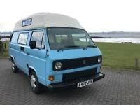 Volkswagen t25 campervan ready to go