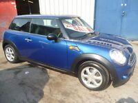 Mini One,1.4 cc 3 dr hatchback,1 previous owner,2 keys,nice clean tidy Mini,runs and drives nicely
