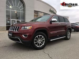 2016 Jeep Grand Cherokee SOLD/SOLD/SOLD