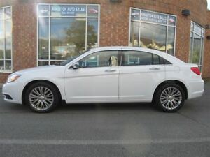 2012 Chrysler 200 Limited - Leather, Sunroof, Autostart