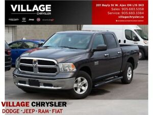 2014 Ram 1500 SLT|4x4|Accident Free|8SPD Auto|Blutooth