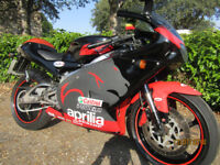 APRILIA RS125FP 2000 LOVELY ALLROUND CONDITION
