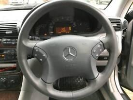 Mercedes c180 elegance 64500miles collectors car