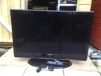 """SAMSUNG 40"""" LCD COLOUR TV WITH REMOTE CONTROL"""