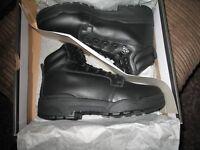 UK Size 8, Black, Magnum Patrol CEN, unworn and BNIB, price negotiable