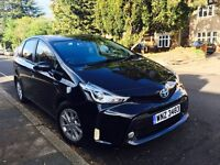 TOYOTA PRIUS PLUS 65 REG 2015 ONLY 30000 MILES HPI CLEAR UK MODEL NOT MERCEDES AURIS YARIS HONDA