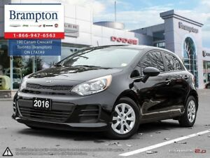 2016 Kia Rio LX | TRADE-IN | LOW KMS | BLUETOOTH | CLOTH SEATS