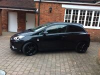 Vauxhall Corsa, Limited edition, excellent as new condition, just serviced sports alloys