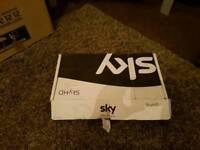 Brand new sky hd box