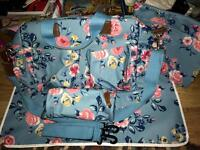 Brand new with tags, floral baby changing bag