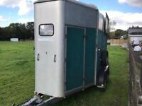 Ifor William horse box