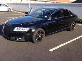 £6650 Audi A6 s line 2.0tdi 170bhp 2009 09 plate