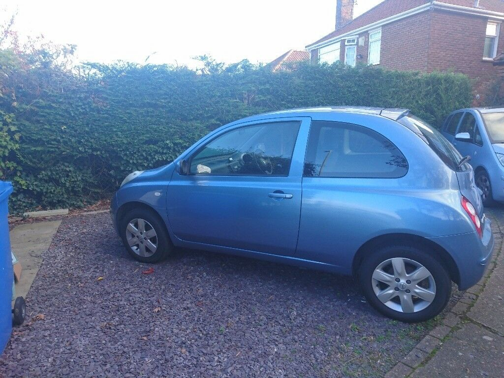 2006 Nissan Micra SE 1.2 Automatic HPI Checked low miles