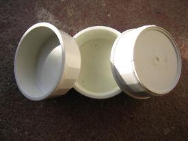 DOG bowls (large)