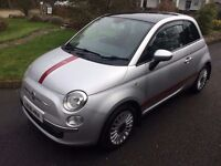 FOR SALE TOP OF THE RANGE 2008 FIAT 500 TURBO DIESEL