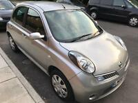 Nissan Micra 1.2 automatic no accident