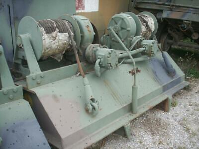 Braden Hydraulic Winch Ahs20-18b