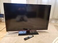 "LG 42LD790 42"" 1080p Full HD 1080P LCD Internet TV / Freeview HD"