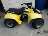 Quad 50cc lt50