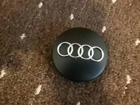 Audi wheel cap