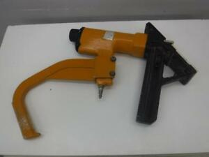 Bostitch MIIIFN Hardwood Flooring Cleat Nailer. We Buy and Sell Used Tools. 31409*