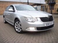 Skoda Superb CR S 2011 1,6 TDI diesel (MOT 09/2018 and TAX)