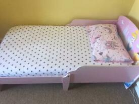 Disney princess Childs bed
